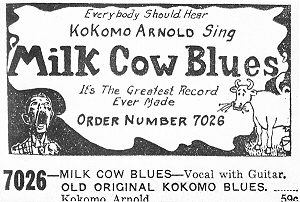 Kokomo Arnold Ad1