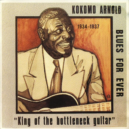 Kokomo Arnold Blackn4