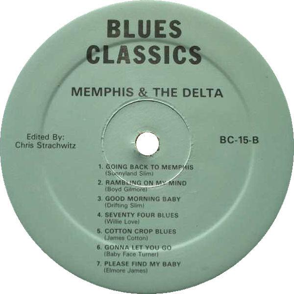 Blues Classics BC 15