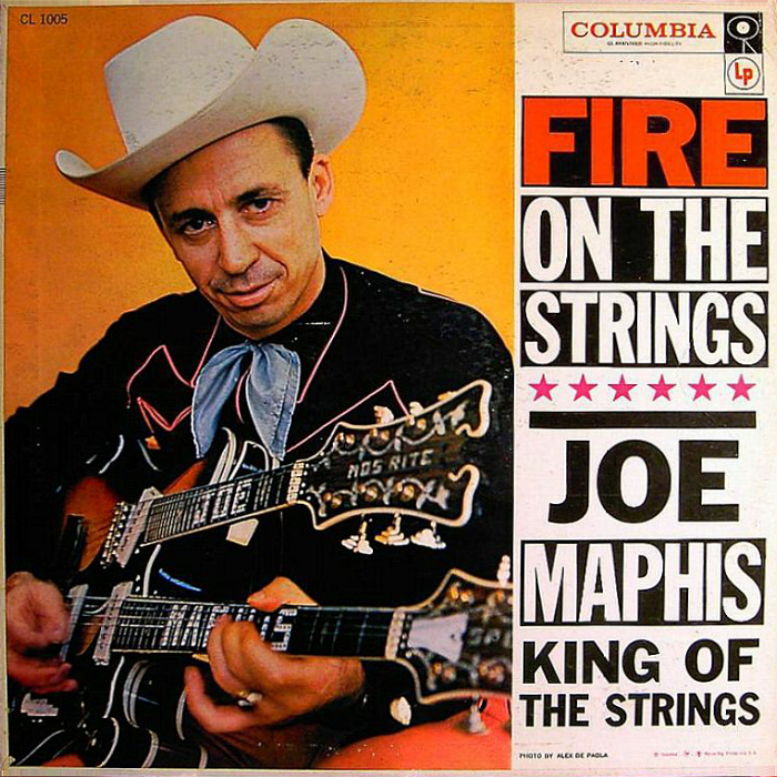 Joe Maphis - album