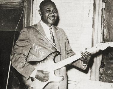 C A L V I N  F R A Z I E R; source: Sheldon Harris: Blues Who's Who, p. 183