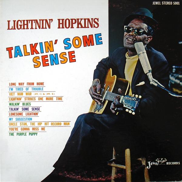 Lightnin' Hopkins - Mojo Hand