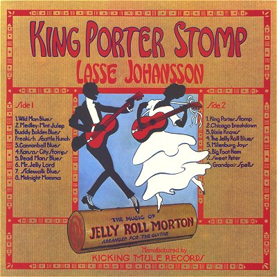 Jelly Roll Morton Stomps And Joys