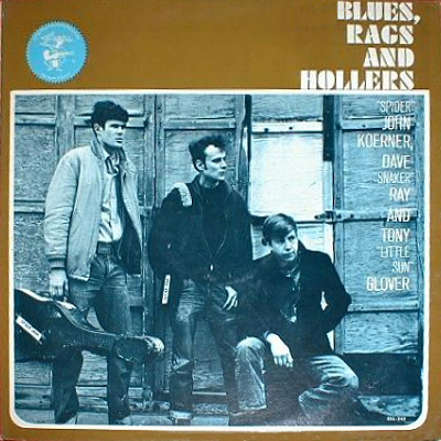 Koerner, Ray, and Glover Blues4