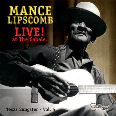 Mance Lipscomb Trouble In Mind