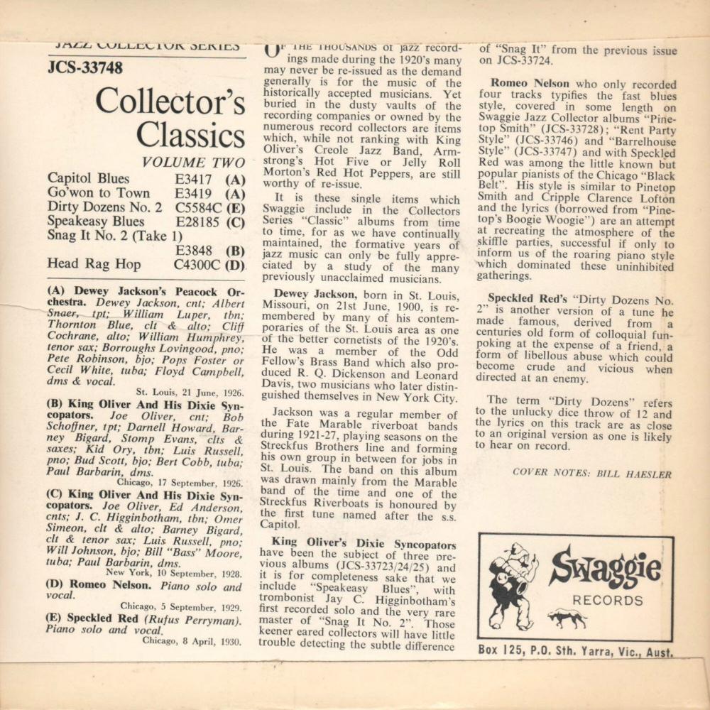 Peetie Wheatstraw Volume 1 The Devils Son In Law 1930 36
