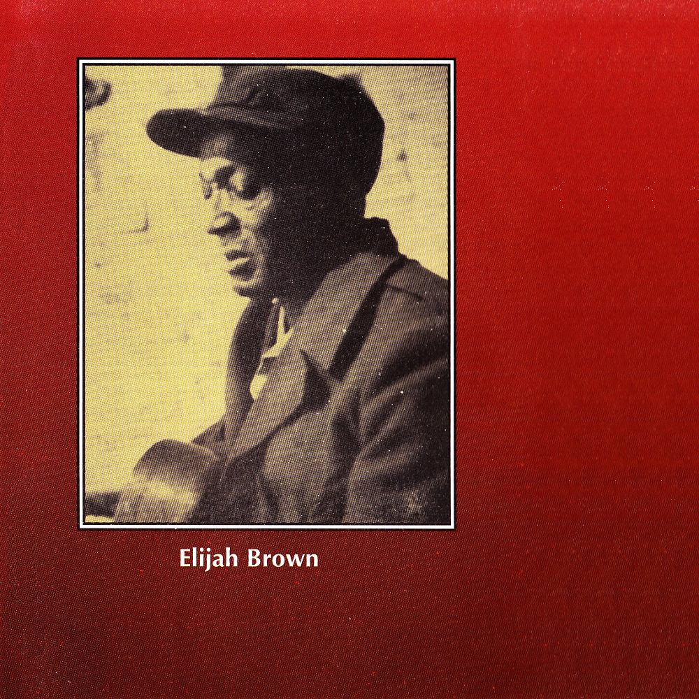 Image result for elijah brown blues singer