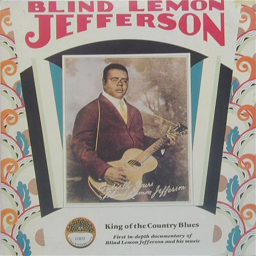 Blind Lemon Jefferson - Black Snake Moan / Matchbox Blues